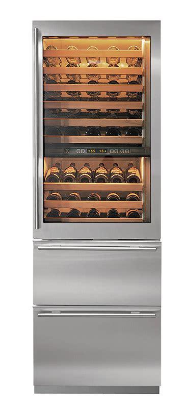 wine coolers true handleless kitchenscouk
