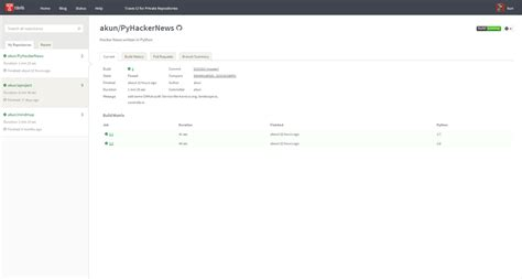 travis ci tutorial python 开源项目必会技能 python中国社区