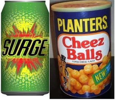 Planters Cheez Balls by Discontinued Foods Bracket Vote Surge Vs Planter S