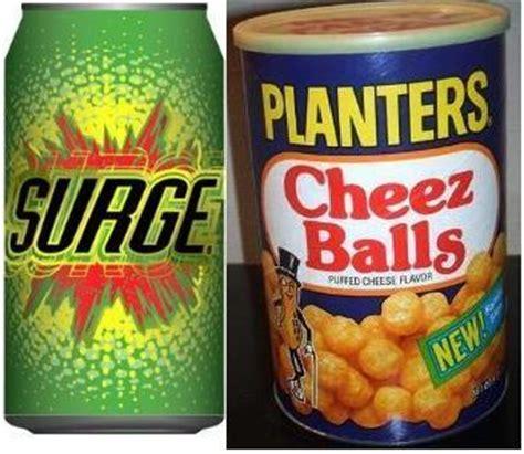 discontinued foods bracket final vote surge vs planter s