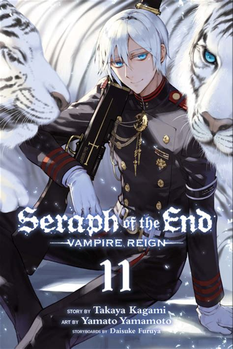 black out the end volume 11 books seraph of the end volume 11