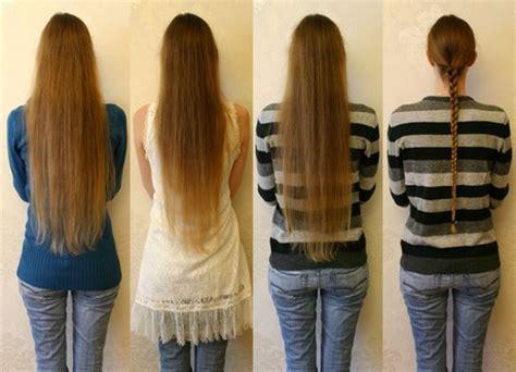 duenne haare lang