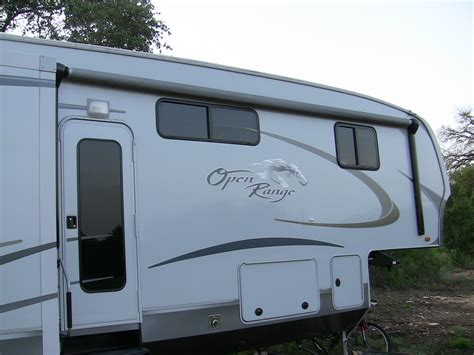 Fifth Wheel Awnings by Rv Awning Fifth Wheel Pictorial Guide