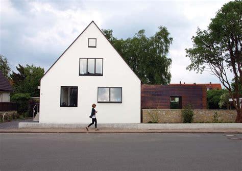 anbau siedlungshaus anbau siedlungshaus modern houses
