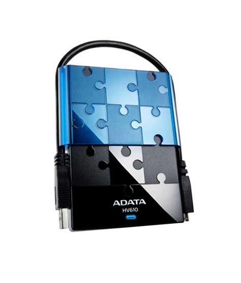 Harddisk Adata 1tb adata hv610 1 tb disk black buy rs snapdeal