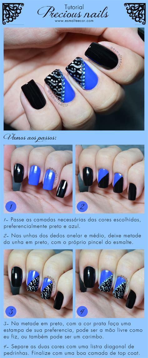 tutorial unhas instagram unhas decoradas nail art eu capricho