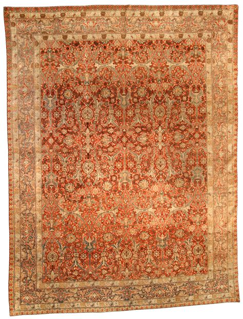 Antique Persian Tabriz Rug Bb3526 By Doris Leslie Blau Rug Tabriz