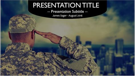 military powerpoint 19197 free military powerpoint by