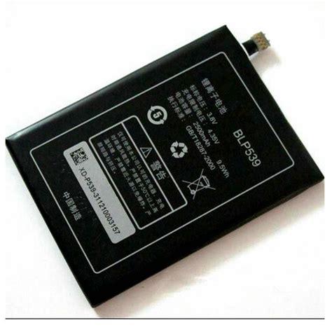 Battery Baterai Oppo Yoyo R2001 battery oppo blp539 x909t find 5 klinik hp
