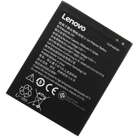 Lenovo Battery Bl243 A7000 original lenovo akku bl243 f 252 r a7000 a5500 a5600 a7600 k50
