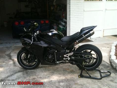 Bike Modification Garage In Bangalore by Cosmetic Modifications On A Pulsar 220 Team Bhp
