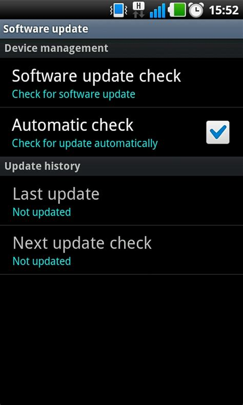 new update for android how to upgrade the operating system on your android tablet or mobile
