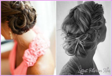 Bridesmaid Hairstyles Photos by Bridesmaid Hairstyles Gallery Latestfashiontips