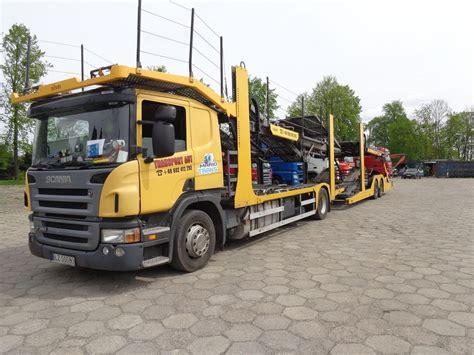 Auto Aus Polen Kaufen by Verkauf Scania P 380 Autotransporter Lkw Aus Polen