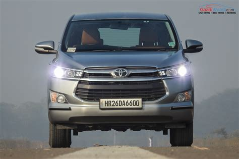 toyota innova price in india top model 50000 units of 2016 toyota innova crysta sold in india