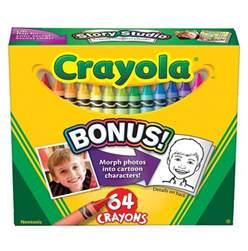 crayola 64 colors crayola crayons 64 ct product crayola