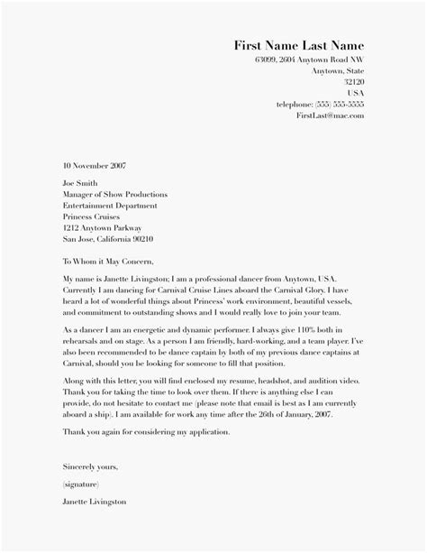 School Captain Application Letter Exle Free Fill In Cover Letter