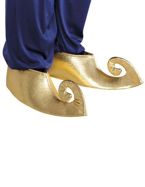 sultan schuhe fuer erwachsene gold accessoiresund