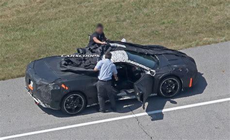 Mid Motor Corvette by Mid Engine Corvette Will Reportedly Skip Detroit But Offer