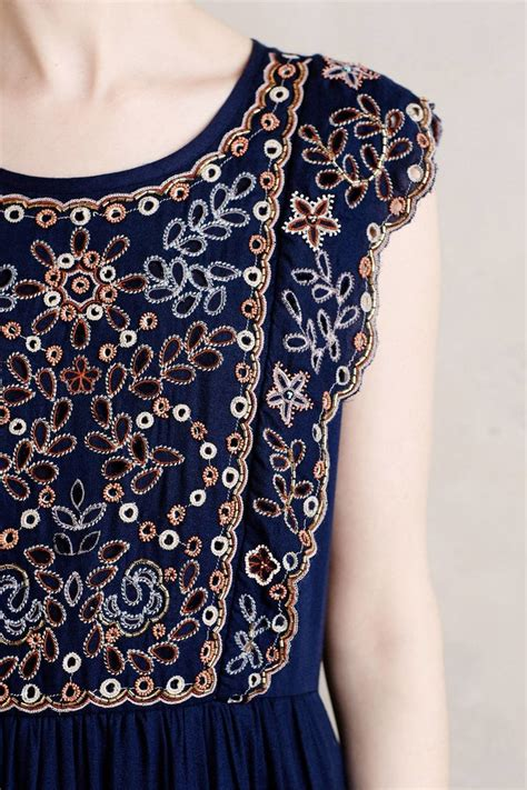 embroidery clothes best 25 embroidered ideas on chiara