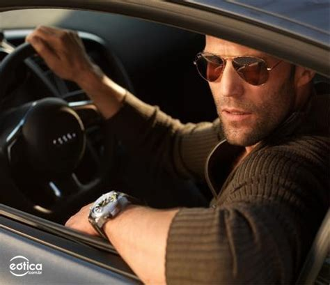 driver film jason statham luxury watches for real men celebrities with a passion
