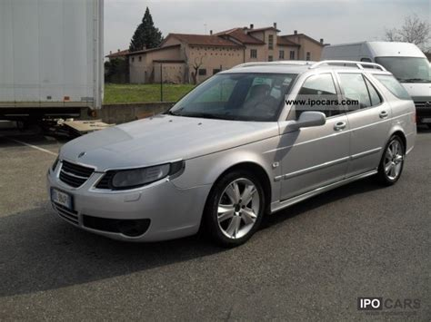 saab    ts sw aero aut car photo  specs