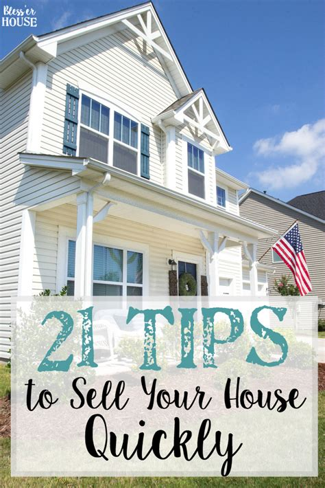 ways to sell your house quickly 21 tips to sell your house quickly