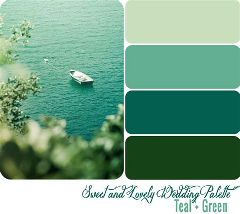 color combination for green foreground background boat sage lavendar grape
