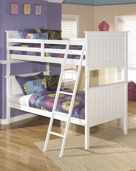 ashley furniture bunk beds b102 59p ashley furniture lulu twintwin bunk bed panels