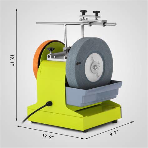 best variable speed bench grinder wet dry stone grinder sharpener variable speed 220v 220 w