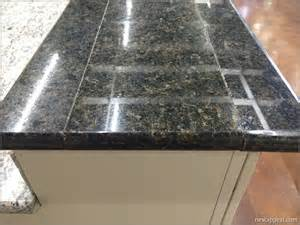 Granite Tile Countertop Uba Tuba Granite Granite Tile Countertop For Kitchen