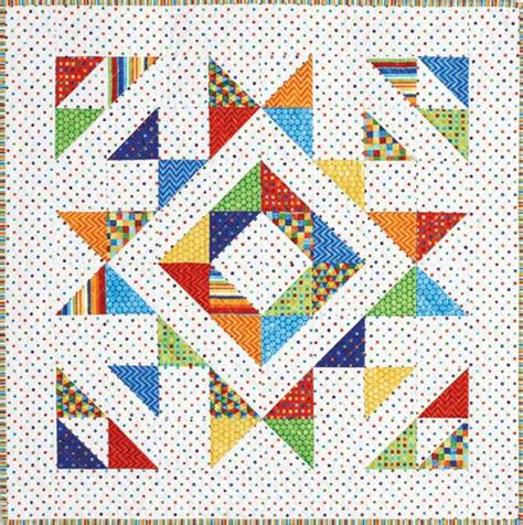 Merry Go Quilt Pattern by Merry Go Quilt Kit Quilts