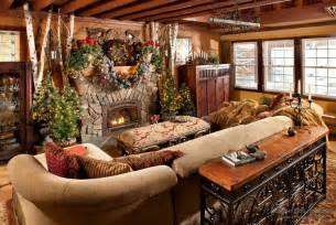 Christmas Home Interiors by Stunning Rustic Christmas Decorating Ideas Christmas