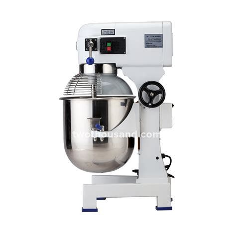 Spiral Mixer Kapasitas 20 Liter pizza dough mixer 20 liters quart with guard ce gear transmission b20f