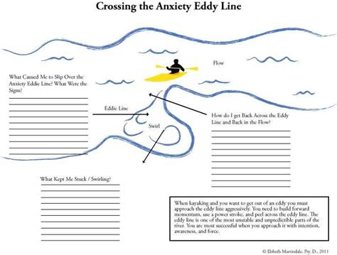 Anxiety Worksheet by Anxiety Worksheet Child Psychology