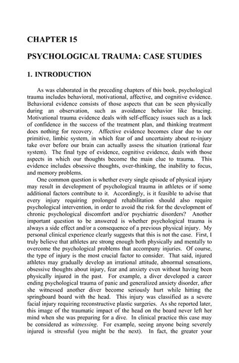 psychological study template study exles for psychology essay outline read
