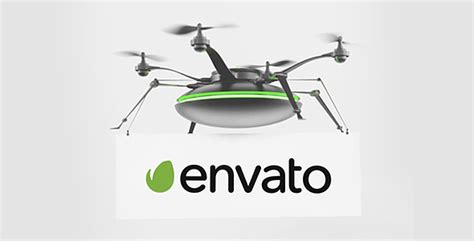Quick Drone Logo Reveal 3d Object Envato Videohive After Effects Templates After Effects Drone Template