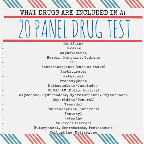 panel test all opioids 20 panel urine test health
