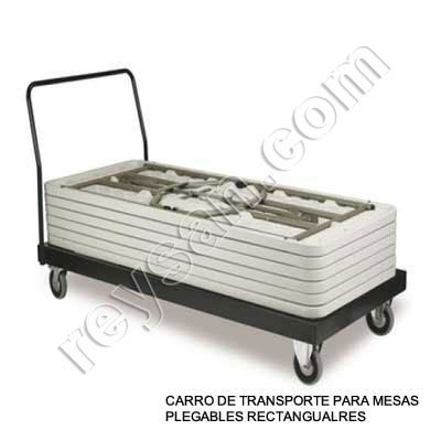 chariot testo chariot transport tables