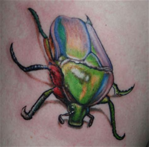 june bug tattoo