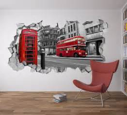 Wall Paper Sticker londres d 233 coration murale moonwallstickers com