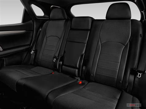 lexus rx 2016 interior back 2016 lexus rx 350 specs and features u s news world