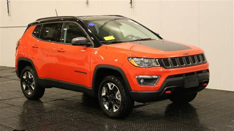 jeep compass trailhawk 2018 2018 jeep compass trailhawk sport utility in braintree