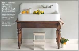 Faucet Companies Farmhouse Drainboard Sinks Retro Renovation