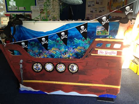 boat pictures twinkl pirate ship display portholes for pirate display twinkl