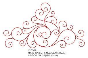 free hand embroidery design scrollies needlenthread com