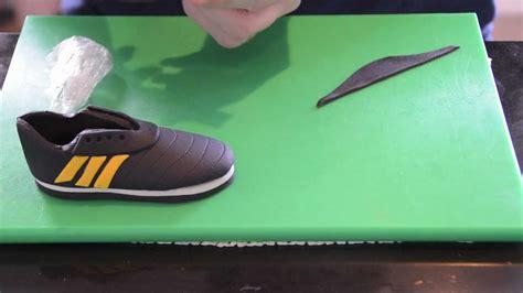 how to make football shoes hvordan lage fotballsko i gumpaste