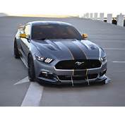 2015 Ford Mustang GT F 35 Lightning II Edition Looks