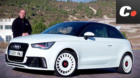Audi A1 Test by Audi A1 Quattro Prueba Test Review En Espa 241 Ol