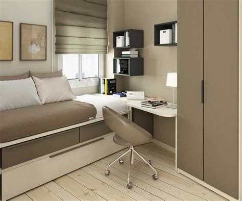 small bedroom study ideas light brown small bedroom ideas with single bed with